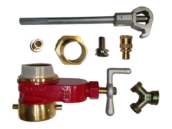 Hydrant and Garden Accessories