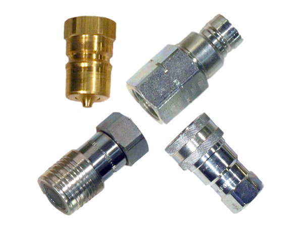 Hydraulic Quick Connects